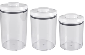 OXO POP 3-Piece Round Canister