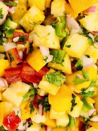 Pineapple Mango Pico